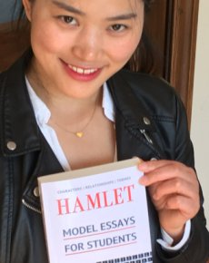Hamlet: Model Essays Book