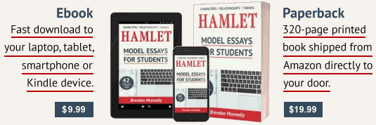 Hamlet: Model Essays for Students