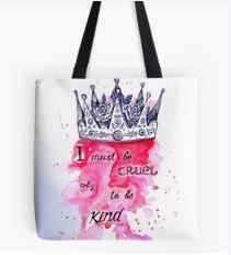 Hamlet Tote Bag: Cruel to be kind